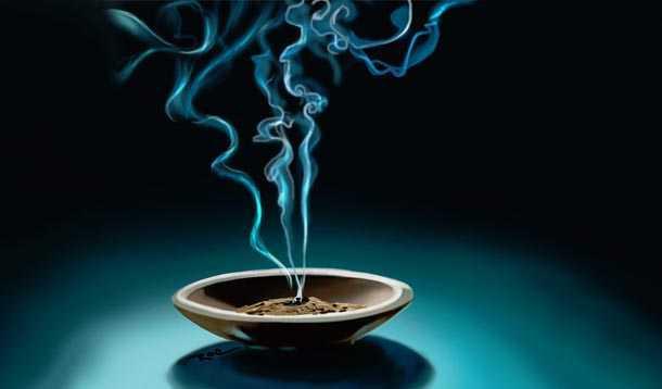 Sahumerios para cambiar la Vibración