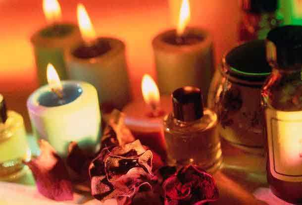 Aromaterapia con velas barcelona alternativa - Aromas para velas ...