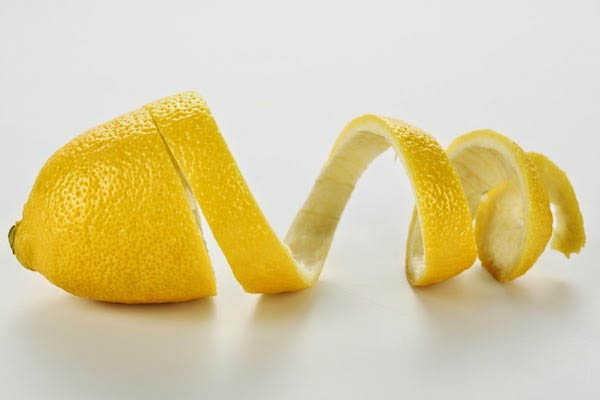 Remedio para las articulaciones Cascara de Limon