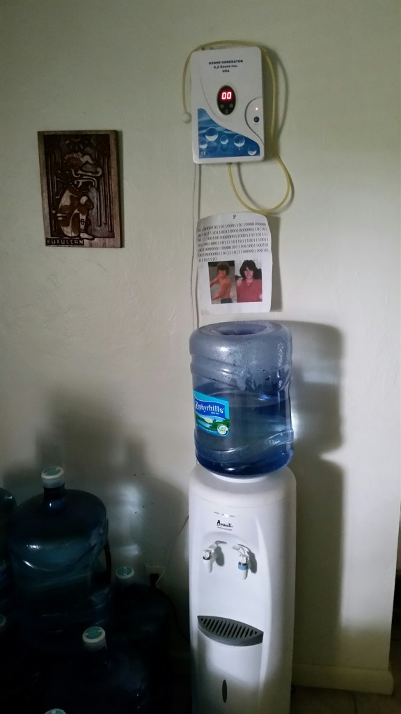 ozonewatermachine