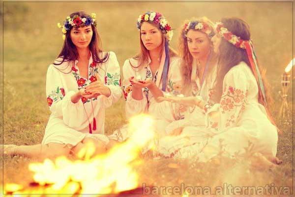 Rituales del Solsticio de Verano