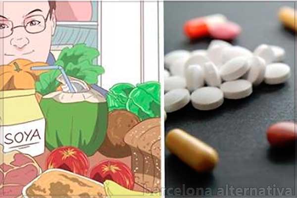 incompatibles con los antibióticos